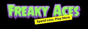 freakyaces casino logo